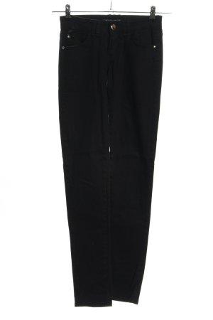 Miss RJ Skinny Jeans schwarz Casual-Look