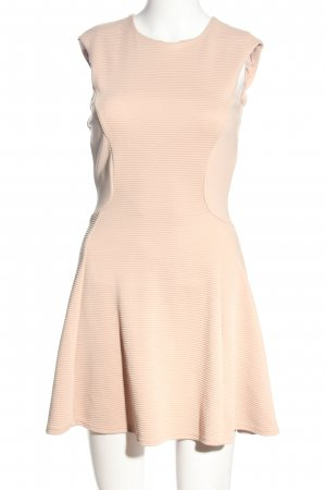 Miss Selfridge A-Linien Kleid creme Elegant