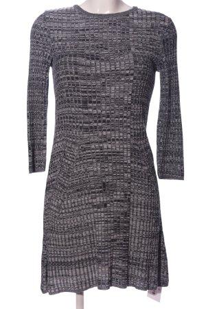 Miss Selfridge Pencil Dress light grey flecked casual look