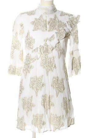Miss Selfridge Blusenkleid Blumenmuster Elegant