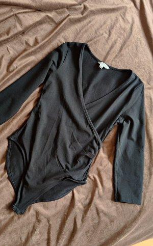 Miss Selfridge Body koszulowe czarny