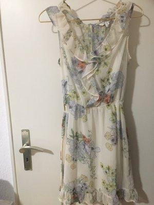 Miss Selfridge Chiffon jurk veelkleurig