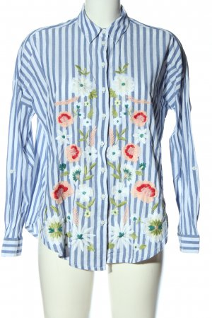 Miss Selfridge Hemd-Bluse Blumenmuster Business-Look