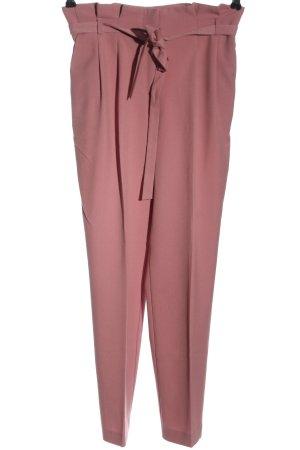 Miss Selfridge High-Waist Hose pink Casual-Look