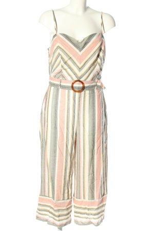 Miss Selfridge Combinaison motif rayé style décontracté