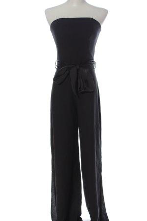 Miss Selfridge Combinaison noir style décontracté
