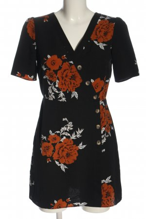 Miss Selfridge Shortsleeve Dress allover print casual look