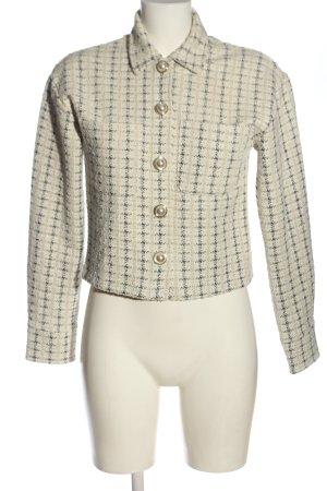 Miss Selfridge Short Jacket check pattern casual look