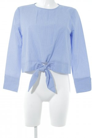 Miss Selfridge Langarm-Bluse himmelblau Casual-Look