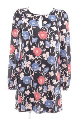 Miss Selfridge Vestido de manga larga multicolor
