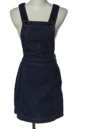 Miss Selfridge Overgooier overall rok blauw casual uitstraling