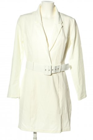 Miss Selfridge Coat Dress cream casual look