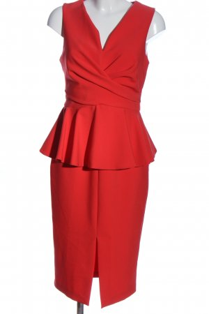 Miss Selfridge Midikleid rot Elegant
