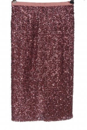 Miss Selfridge Spódnica midi różowy Elegancki