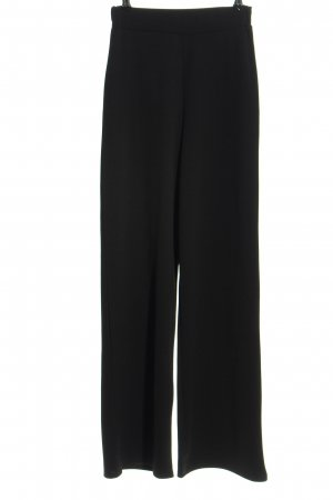 Miss Selfridge Pallazzohose schwarz Business-Look