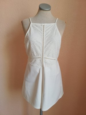 Miss Selfridge Petite Kurzgröße UK 12 EUR 40 D 38 S M neu Jumpsuit Playsuit Einteiler
