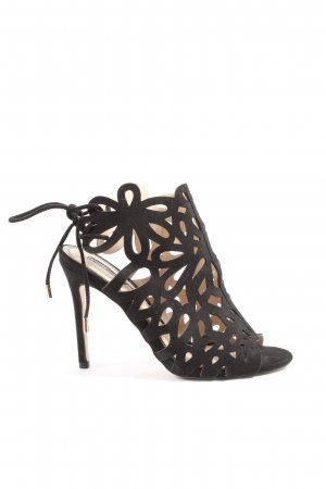 Miss Selfridge Riemchen-Sandalen