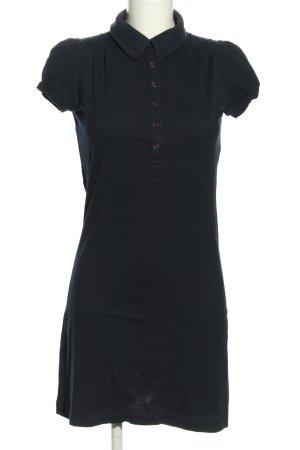Miss Selfridge Shirtkleid schwarz Casual-Look