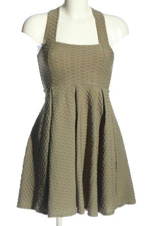 Miss Selfridge Trägerkleid khaki Casual-Look