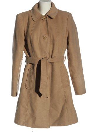 Miss Selfridge Manteau mi-saison brun style d'affaires