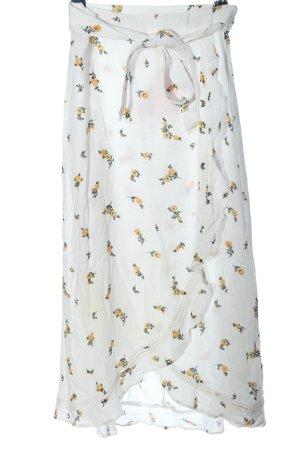 Miss Selfridge Wraparound Skirt allover print casual look
