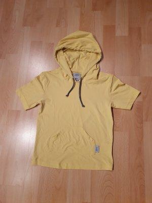 Miss Sixty Hooded Shirt primrose-yellow
