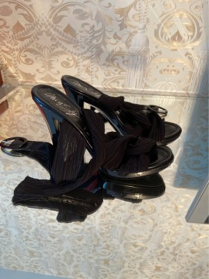 Miss Sixty Clog Sandals black