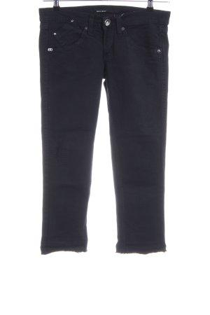 Miss Sixty 3/4 Jeans schwarz Casual-Look