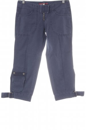 Miss Sixty 3/4 Jeans graublau Casual-Look