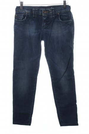 Miss Sixty 7/8 Length Jeans dark blue casual look