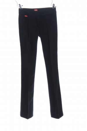 Miss Sixty Pantalon zwart casual uitstraling
