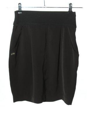 Miss Sixty Ołówkowa spódnica czarny Wzór w paski W stylu casual