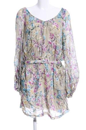 Miss Sixty Blusenkleid Blumenmuster Elegant