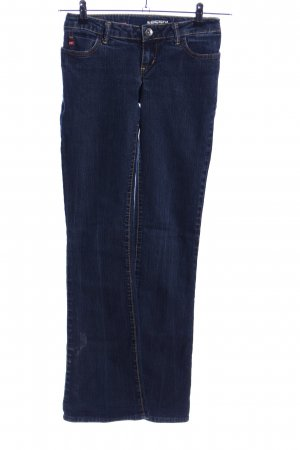 Miss Sixty Boot Cut Jeans blue casual look