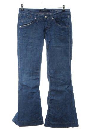 Miss Sixty Jeans bootcut bleu style décontracté