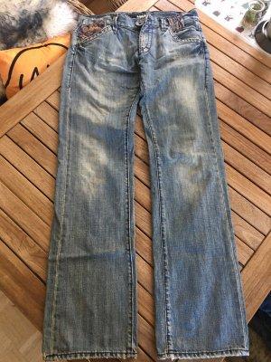 Miss Sixty Jeans boyfriend multicolore