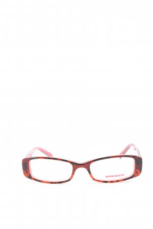 Miss Sixty Glasses allover print casual look