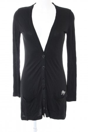 Miss Sixty Cardigan schwarz Casual-Look