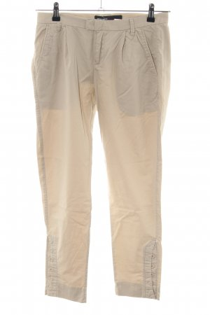 Miss Sixty Chinohose creme Casual-Look