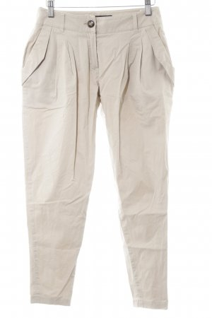 Miss Sixty Chinohose beige Casual-Look