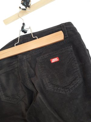 Miss Sixty Trousers dark brown