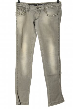 Miss Sixty Five-Pocket Trousers light grey casual look