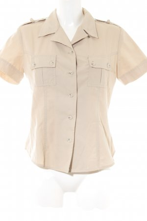 Miss Sixty Hemd-Bluse creme Casual-Look
