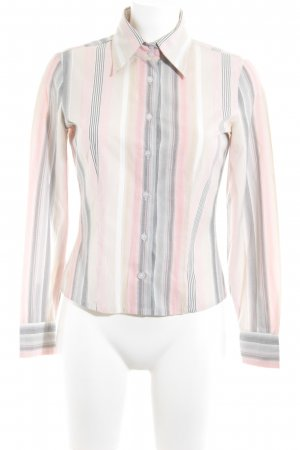 Miss Sixty Hemd-Bluse Streifenmuster Casual-Look