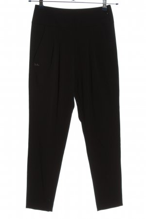 Miss Sixty High Waist Trousers black business style