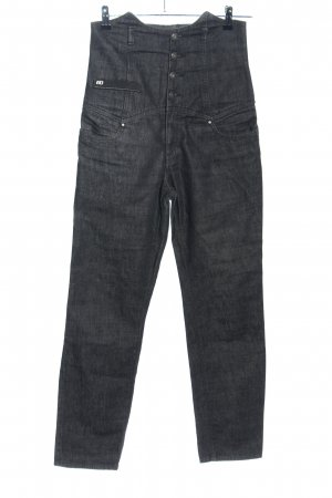 Miss Sixty Hoge taille jeans zwart casual uitstraling