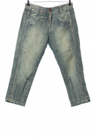 Miss Sixty 7/8 Jeans blau Casual-Look