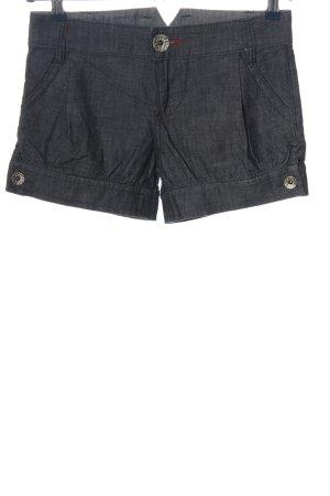 Miss Sixty Hot Pants hellgrau Casual-Look