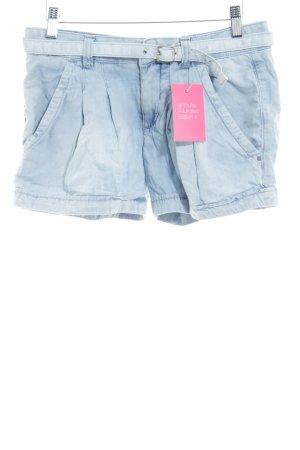 Miss Sixty Hot Pants blassblau Casual-Look