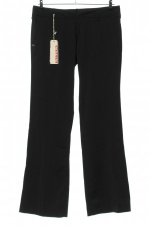 Miss Sixty Low-Rise Trousers black business style